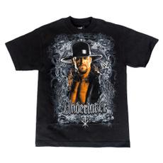 WWE, T Shirts, black, undertaker