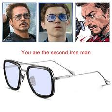 men's fashion sunglasses, Metal Aviator Sunglasses, Glasses for Mens, Fashion