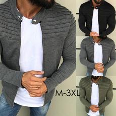 motorcyclejacket, Outdoor, Spring/Autumn, Zip