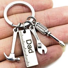 dad, Mini, Key Chain, Chain