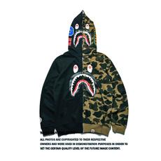 Shark, Fashion, Coat, Zip