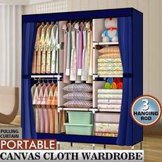 storagerack, householdwardrobe, portable, Armario