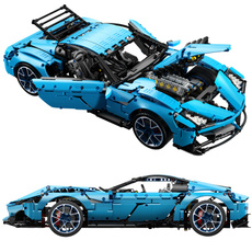 Blues, Toy, Corvette, Cars