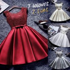 Lace, robedesoiree, Evening Dress, Dress