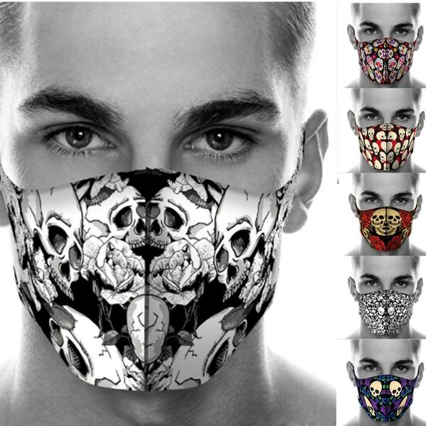 Cotton, dustproof, unisex, Masks