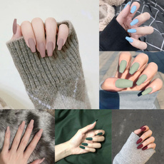 nail stickers, nail tips, Beauty, gel nails
