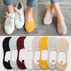 boatsock, womensock, Socks, invisiblesock