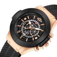 case, business watch, Waterproof, steel watch