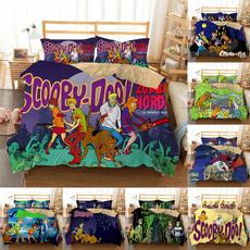 Home Decor, scoobydoo, Cover, Bedding