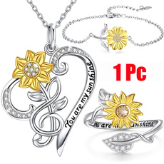Sterling, goldplated, Fashion, 925 sterling silver