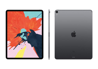 ipad, Gray, Apple, Tablets