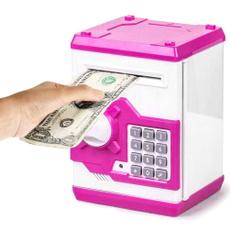 Box, Mini, piggybank, moneybox