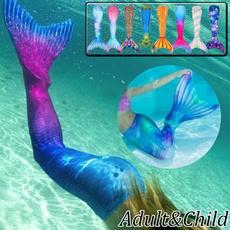 Colorful, Swimwear, Bikini, Tail