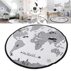 Map, babystuff, crawlingrug, worldmap