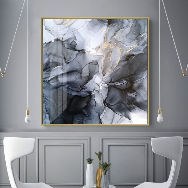 Bilder Drucke Abstract Pattern Canvas Prints Framed Wall Art Home Office Decor Painting Gift Mobel Wohnen Elin Pens Ac Id