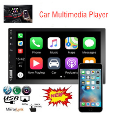 Touch Screen, carstereo, carplay, fmamradioreceiver