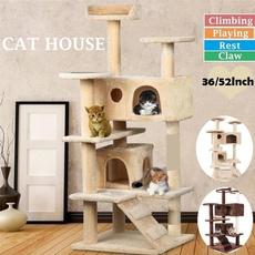 scratchingtree, Toy, Home Decor, catclimbingtree