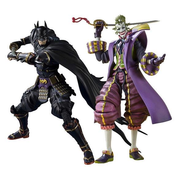 New Arrival High Quality Dc Batman Joker Ninja Figuarts Action Figure Toys Collectible Wish