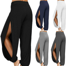 Women Pants, harem, trousers, Yoga