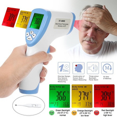 thermometerinfrared, Body, fever, thermometergun