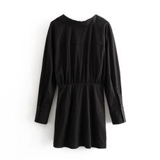 Mini, Shorts, Sleeve, Elegant