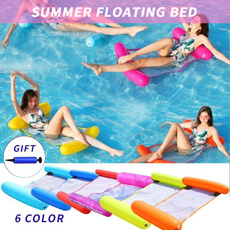 waterhammock, floatingbed, relsxtiontime, Beds