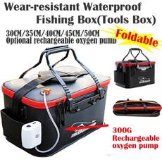 Box, Rechargeable, Waterproof, waterprooffishingbox