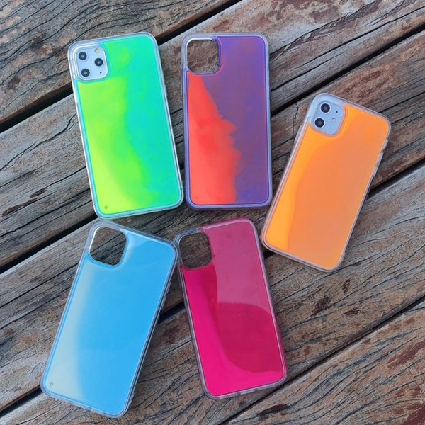 cover iphone 6 neon