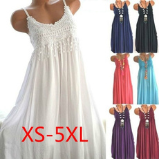 Plus Size, tunic, sundress, Dress