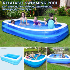 Funny, Outdoor, inflatableswimmingpool, rowing