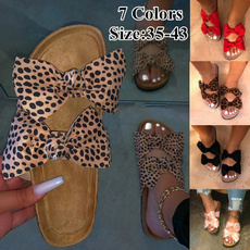 Flats, Flip Flops, Plus Size, Women Sandals