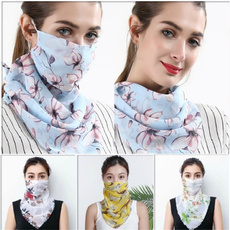 scarfface, Polyester, women scarf, dustmask