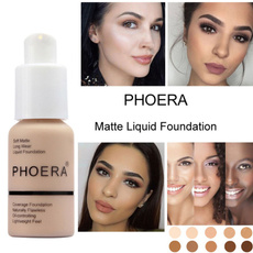foundationconcealer, phoera, Shades, Beauty