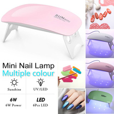 Mini, gelcuringlamp, naillamp, Fashion
