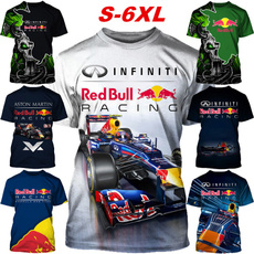 redbullracing, Plus Size, Fashion, Graphic Shirt