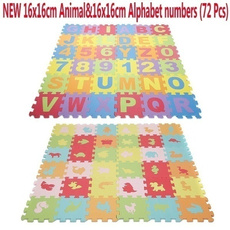 Toy, Mats, Colorful, playmat