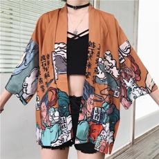 yukata, japaneseoutwear, outweartop, Vintage