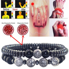 Jewelry, magnetictherapybracelet, Waterproof, Healthy