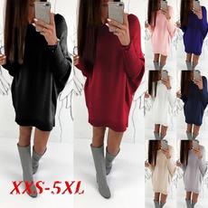 Plus Size, Knitting, Autumn Dress, Sweaters
