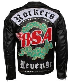 motorcyclejacket, bikerjacket, Fashion, concertleatherjac
