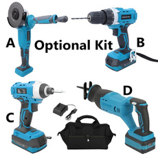 charger, Tool, Mowers & Outdoor Power Tools, Kit