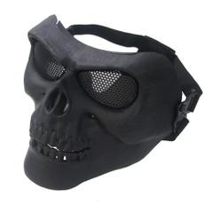 sportssafety, motorcyclemask, skull, Masks