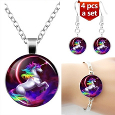 Jewelry, Colorful, Glass, unicorn