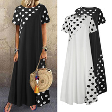 Summer, short sleeve dress, Sleeve, Dresses