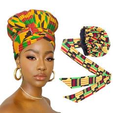 bonnethat, africanprint, Satin, womenheadwrap