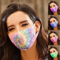 Fashion, dustmask, Tie Dye, Outdoor Sports