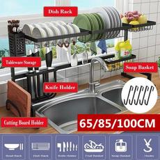 Steel, utensilsholder, Kitchen & Dining, Storage