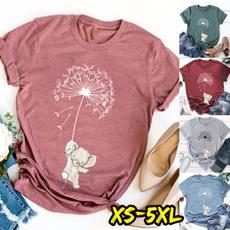 cute, Plus Size, Summer, short sleeves
