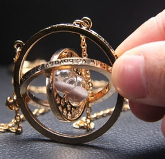 Fashion, Jewelry, gold, hourgla