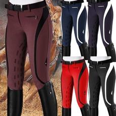 horse, Slim Fit, Equestrian, pants